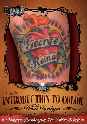Introduction to Color Tattoo