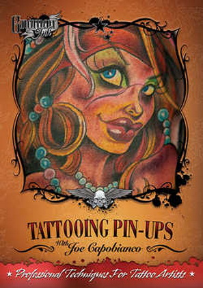Tattooing Pin-ups with Joe Capobianco