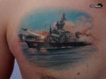 военный катер тату