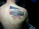Sturmgeschutz III tattoo