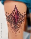 Мое видение моды тату в графике и реализме